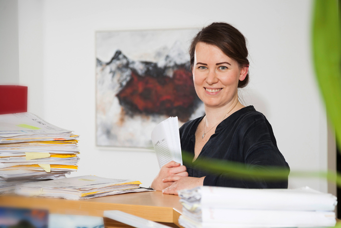 Mag. Magdalena Kowalczyk | Fuchs Wenzel Ortner Richter Rechtsanwälte, 6020 Innsbruck