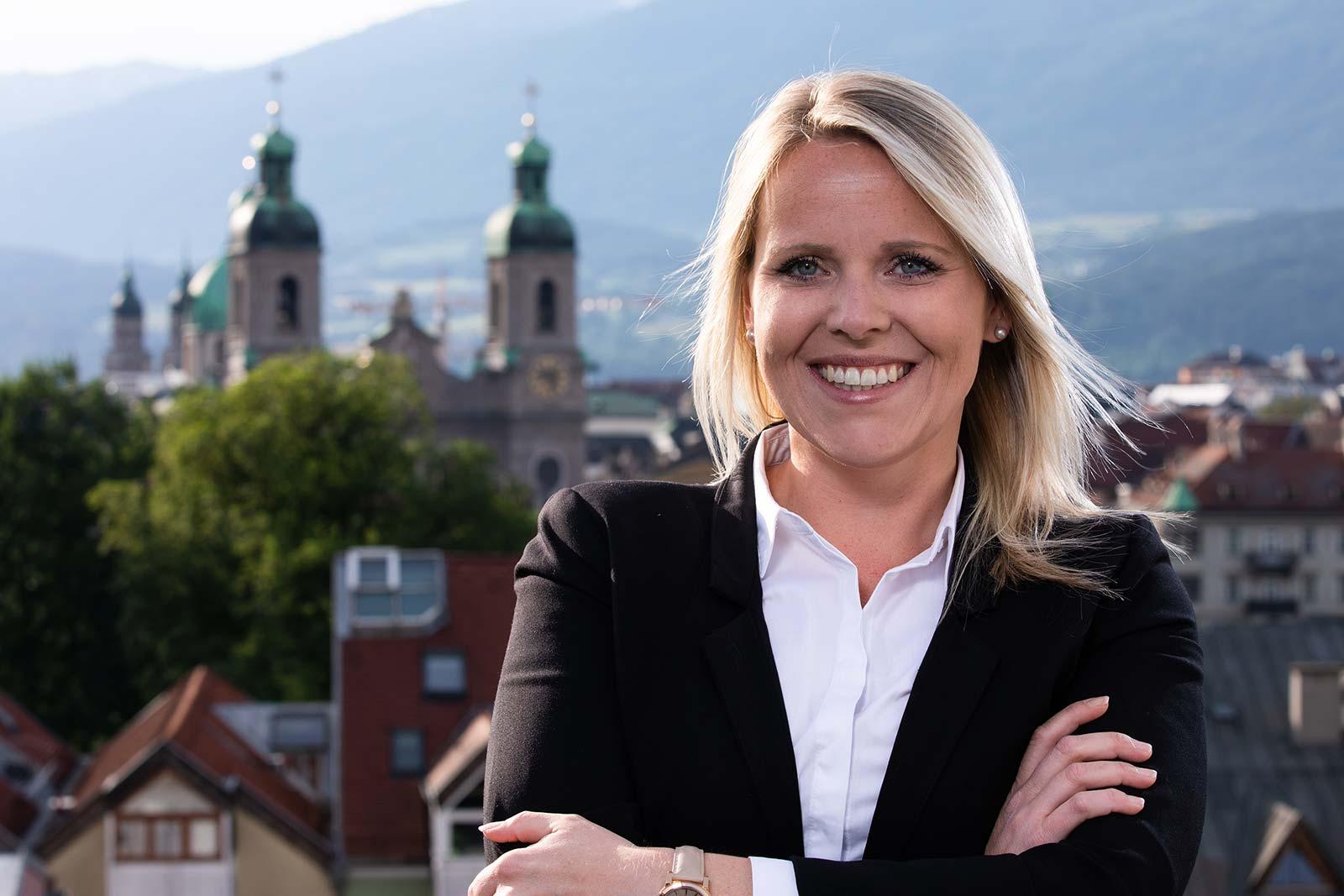 MMag. Elena Richter | Fuchs Wenzel Ortner Richter Rechtsanwälte, 6020 Innsbruck