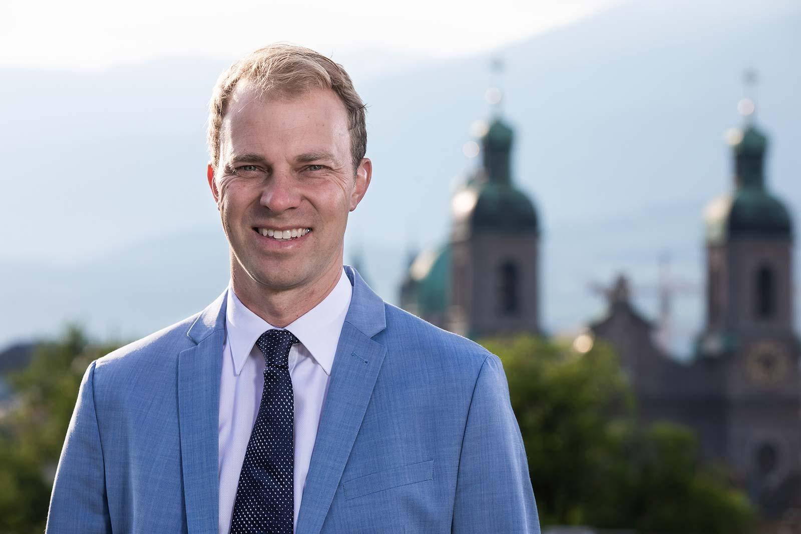 Mag. Christian Fuchs | Fuchs Wenzel Ortner Richter Rechtsanwälte, 6020 Innsbruck