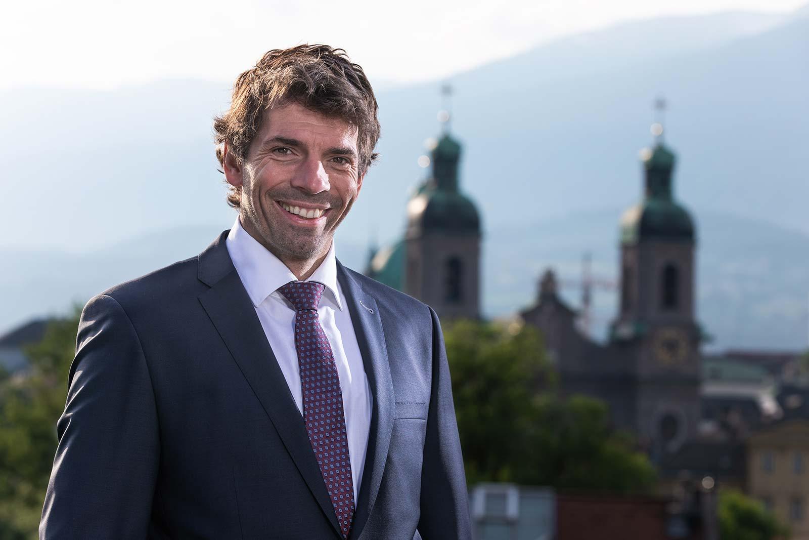 Mag. Ulrich Ortner | Fuchs Wenzel Ortner Richter Rechtsanwälte, 6020 Innsbruck